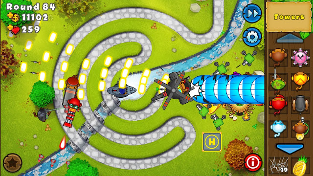 Bloons Tower Defense 5 | Gameplay | For Gamers Like Me