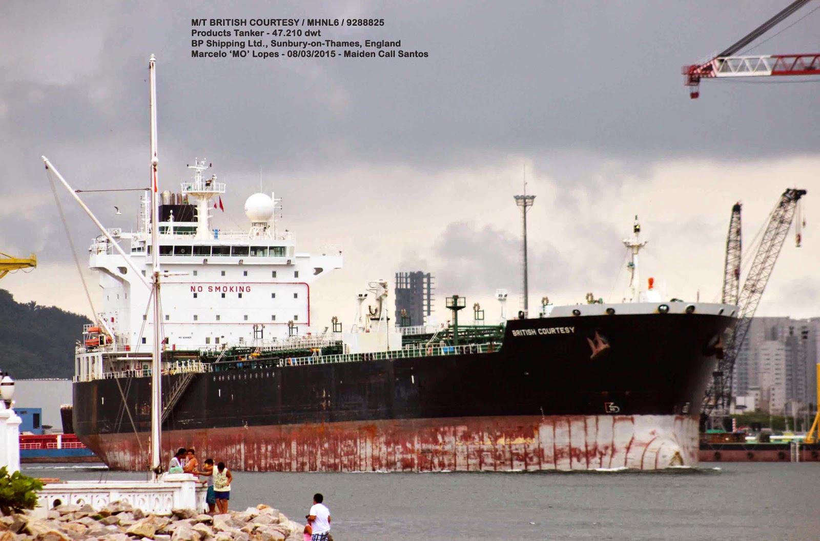Santos Shiplovers M T British Courtesy Mhnl8 Ap 243 S