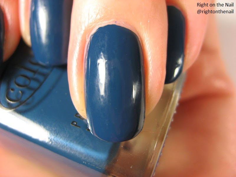 Right on the Nail: Color Club Winter 2013 Harlem Lights