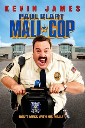 Poster Of Paul Blart: Mall Cop 2009 In Hindi Bluray 720P Free Download