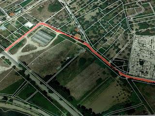 Πρόσβαση στο Δημοτικό Κοιμητήριο Ηγουμενίτσας