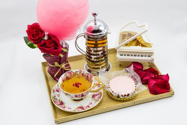 Kotobuki Coffee Set Raining Rose review Singapore Wisma