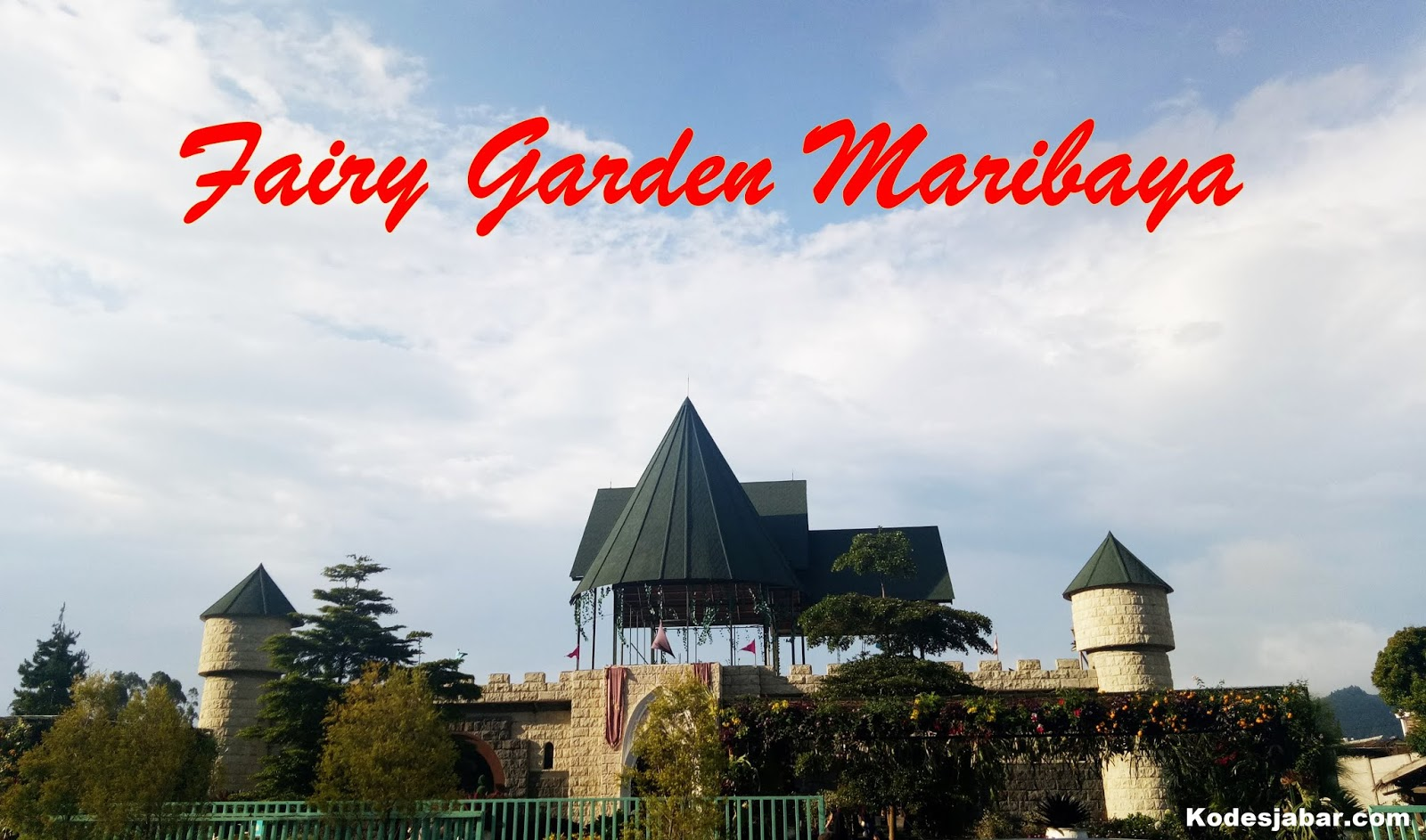 Flower Shows & Farmers Market di Fairy Garden Maribaya