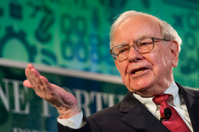 Warren Buffett quotes on investing, life and success
