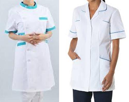 model baju dinas putih bidan
