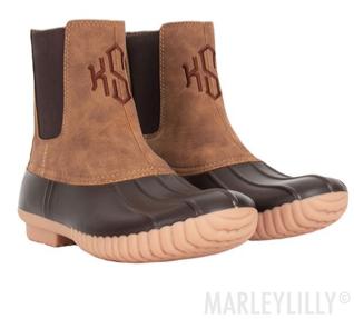 kids duck boots