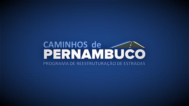 Caminhos de Pernambuco - Programa de Reestruturação de Estradas