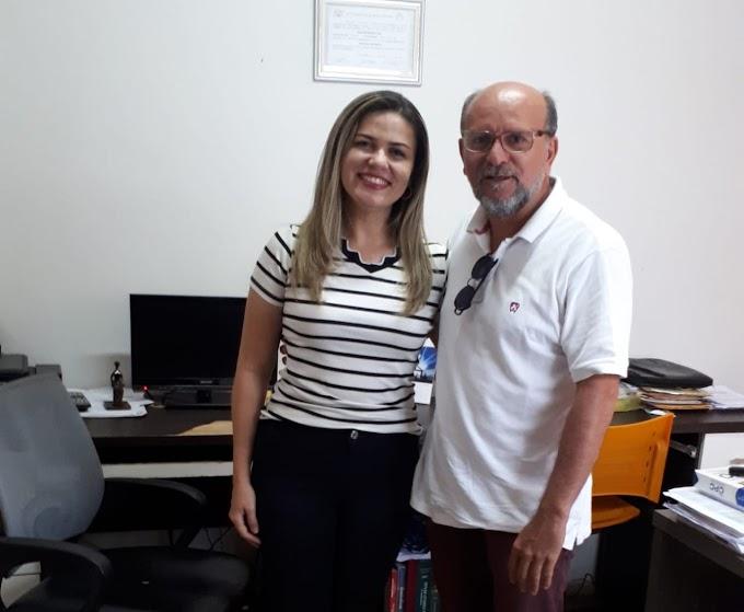 Politica em Pedreiras: novos cenários começam a ser construídos.....
