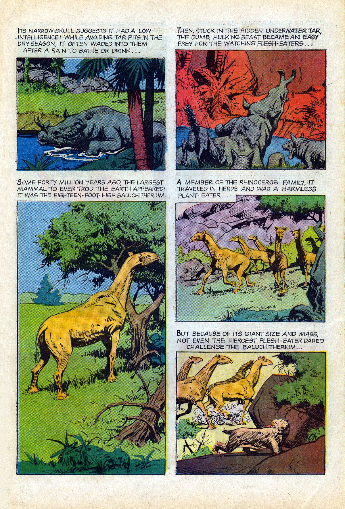 Read online Turok, Son of Stone comic -  Issue #66 - 15