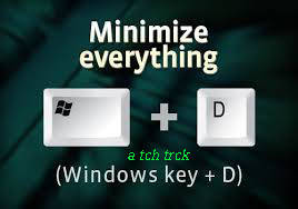 ctrl+d computer shortcut keys