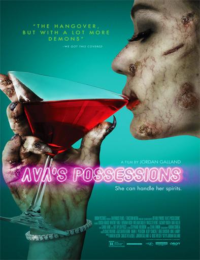 Ver Ava's Possessions (2015) Online