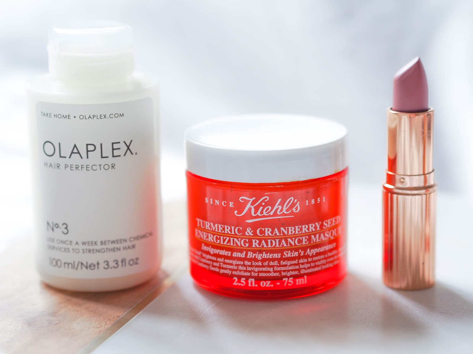 CURRENT BEAUTY FAVOURITES #1