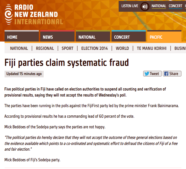 http://www.radionz.co.nz/news/pacific/254956/fiji-parties-claim-systematic-fraud