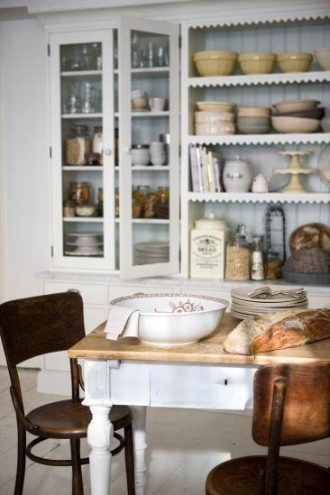Vintage Kitchen Newly Renovated ~ Interiors and Design ...