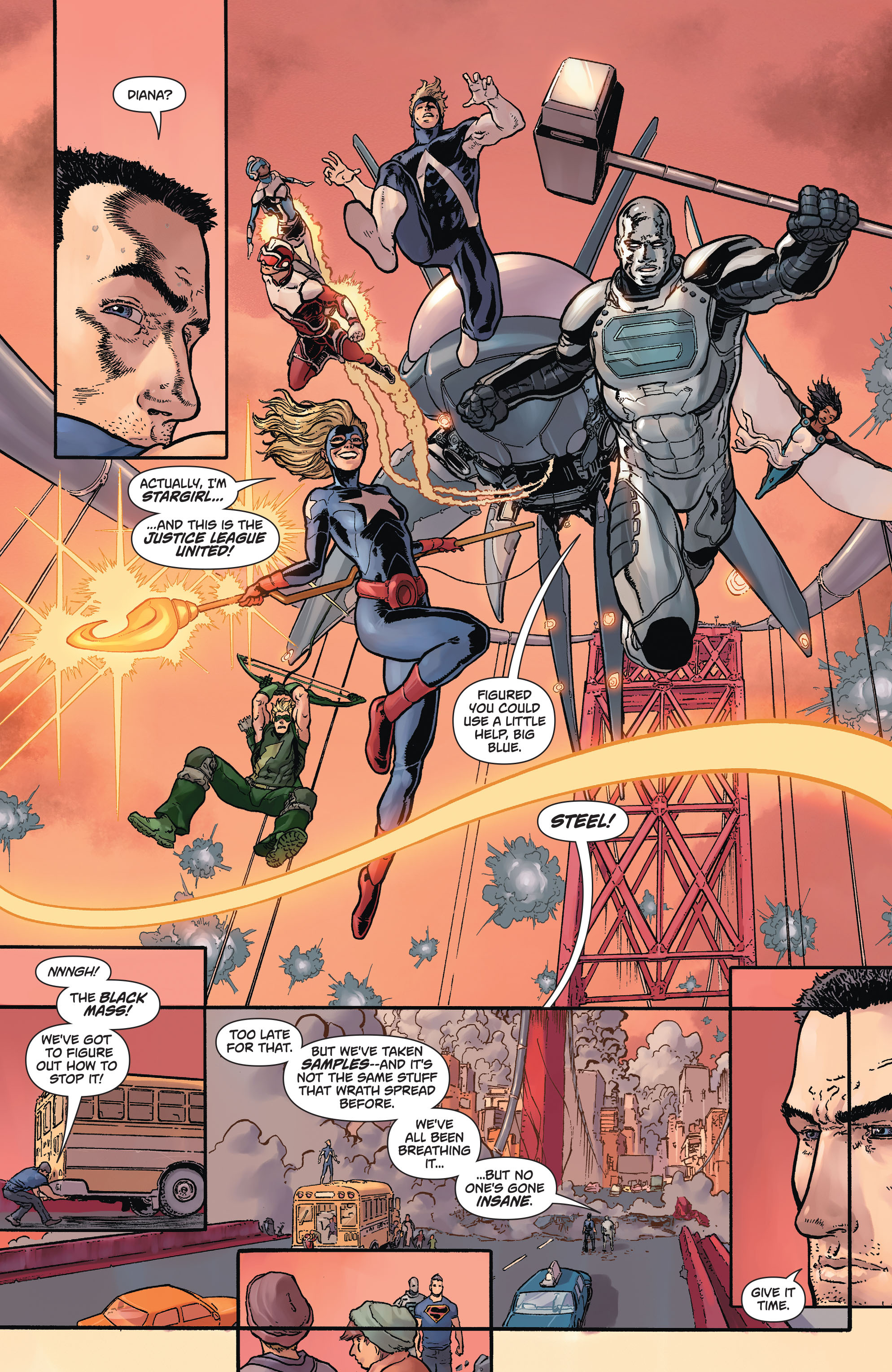 Read online Action Comics (2011) comic -  Issue #48 - 12