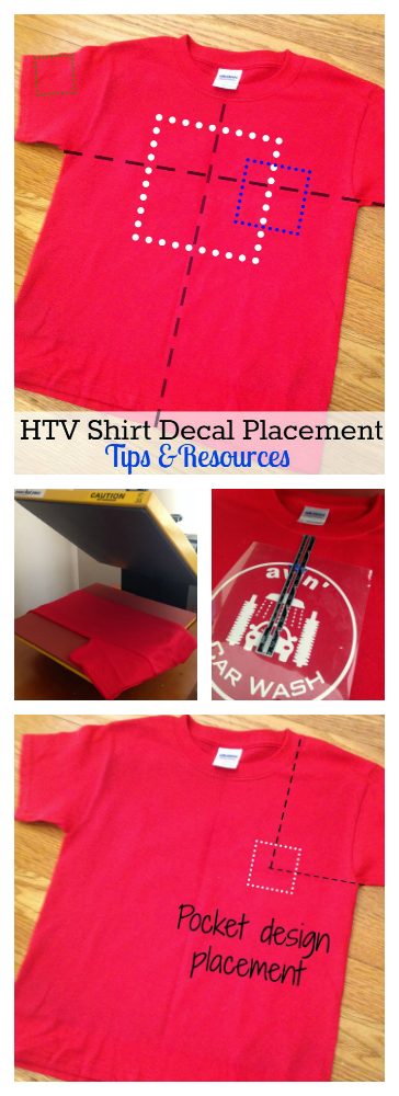 Charming What Tricks Do You Use For Placing Decals On Shirts? Share Your Secrets In  The Comments.