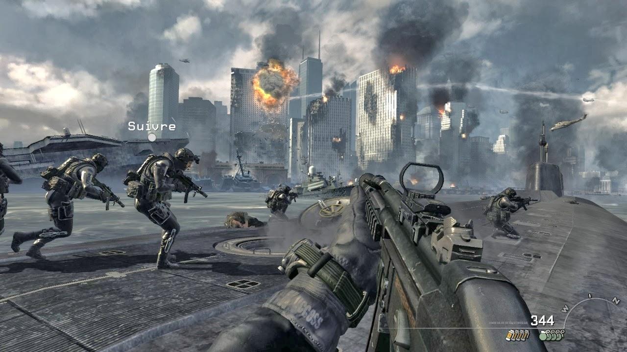 تحميل لعبة call of duty modern warfare 3 تورنت