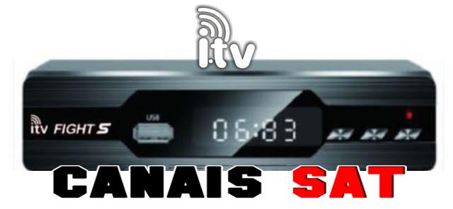 ITV Fight S Nova Atualização V2.502 - 13/12/2018
