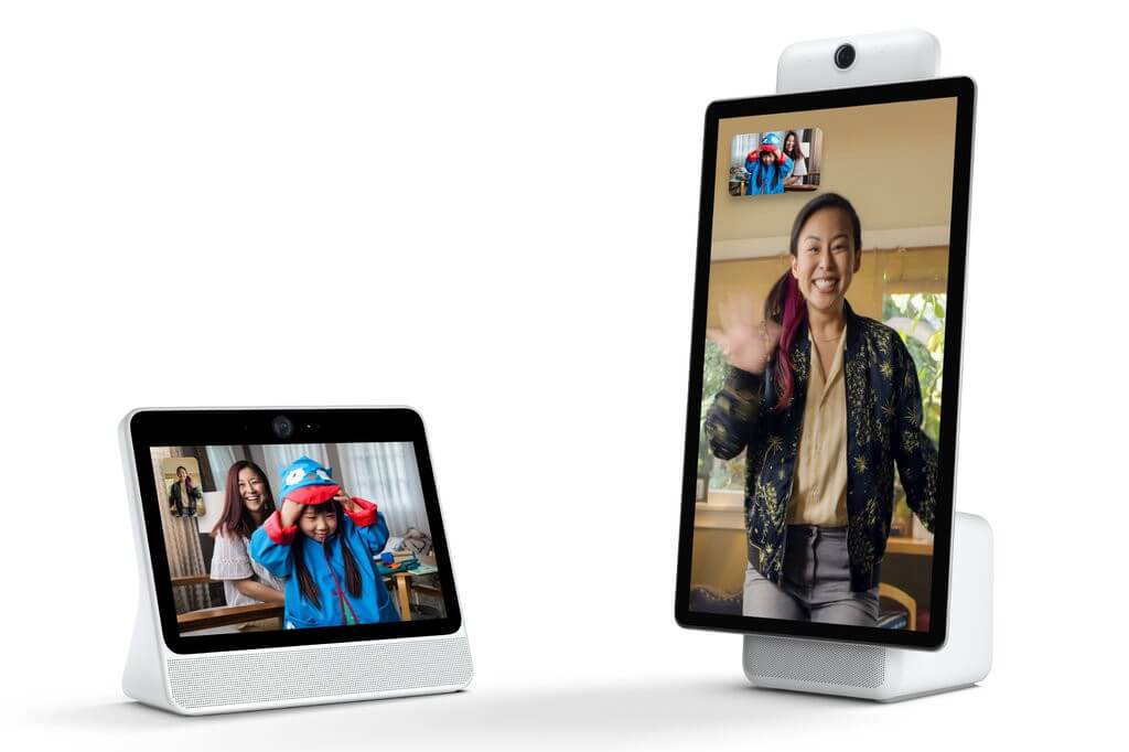 Facebook Launches Portal Entertaining Video Calling Devices For The Home