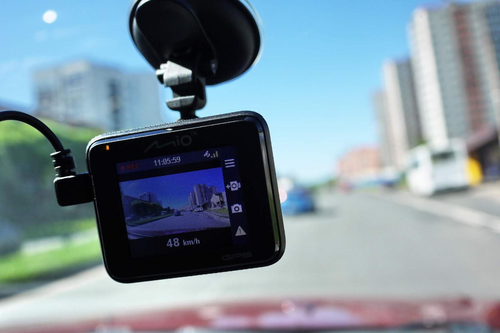 Смотреть видео с регистратором регистратор на зеркале эльдорадо