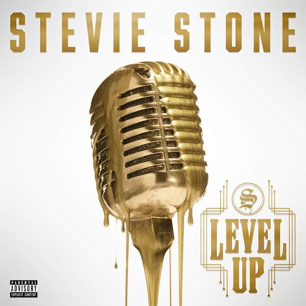 Stevie Stone - Level Up Cover