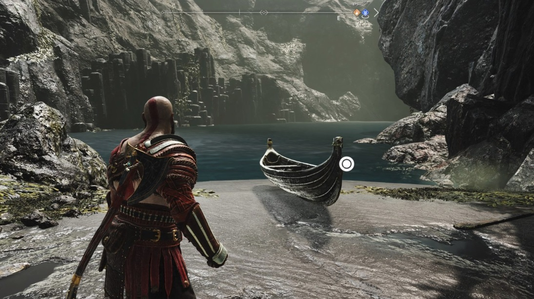 God of War Suffers Lighting Issue