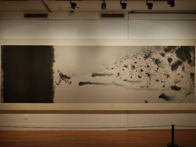 Stop! (2015) by Liu Qinghe