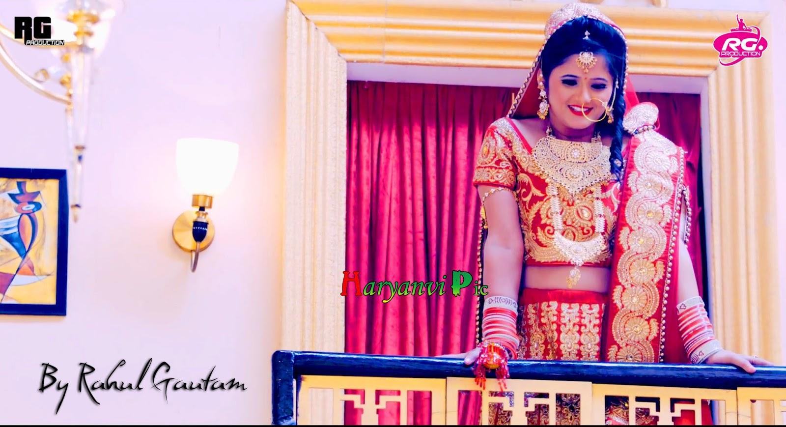 Anjali Raghav - Banadi Song Full Hd Wallpaper 04