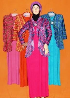 50 Model Baju Muslim Modern Murah Tanah Abang Terbaru