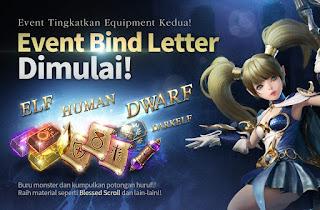 Event Bind Letter di Lineage 2 Revolution Indonesia