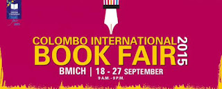 Colombo International Book Fair 2015 CIBF2015