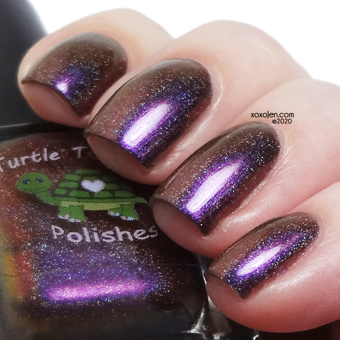 xoxoJen's swatch of Turtle Tootsie Saleabrate