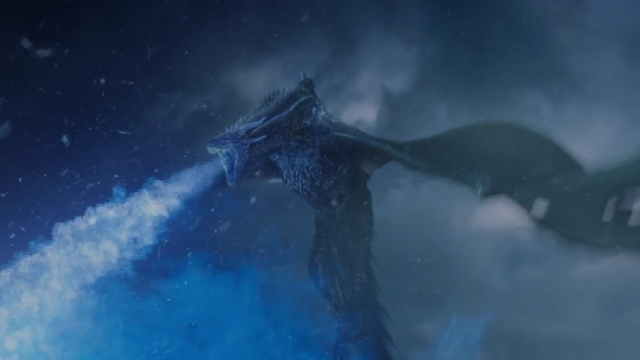 Viserion- Game of Thrones Season 7 Finale - What we Learned