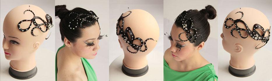 Groovy Latin Dance Hairstyles Short Hairstyles Gunalazisus