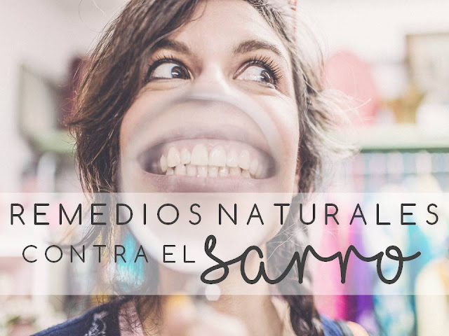 REMEDIOS NATURALES CONTRA EL SARRO