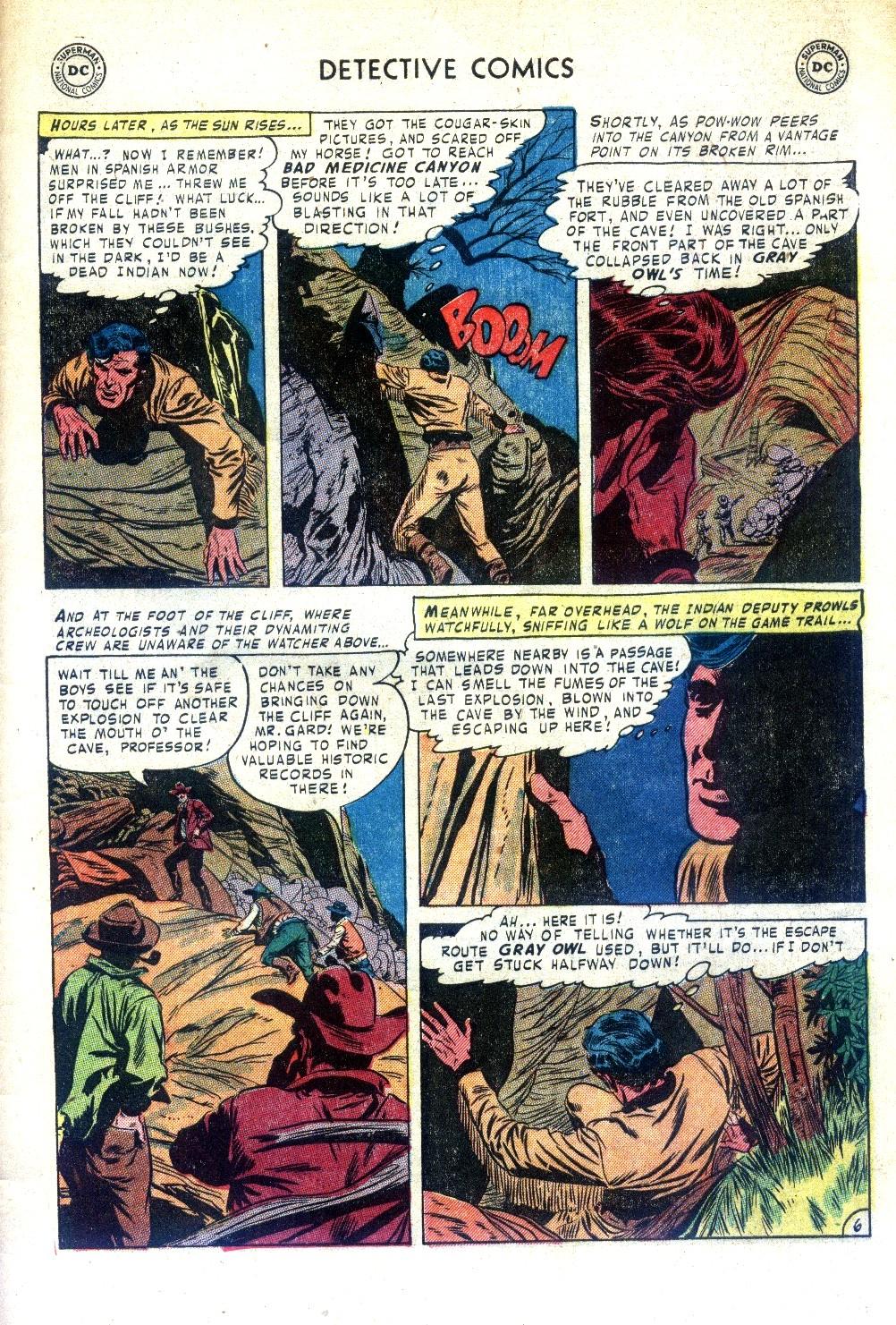 Read online Detective Comics (1937) comic -  Issue #188 - 39