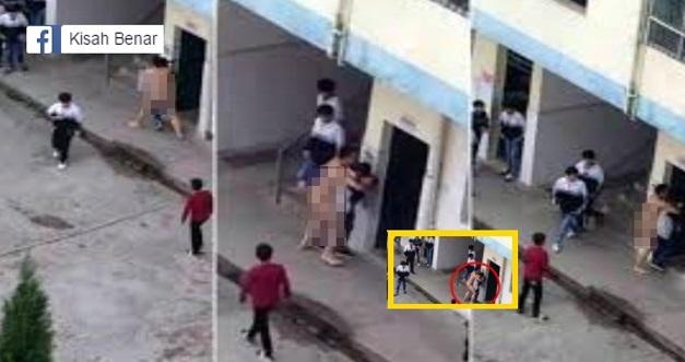 Gempar!! VIDEO Guru TIBA-TIBA Buka Baju & Rogol Pelajar Comel, Lihat Apa Yang BERLAKU 5 Minit kemudian ...