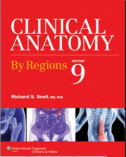 كتاب snell clinical anatomy pdf
