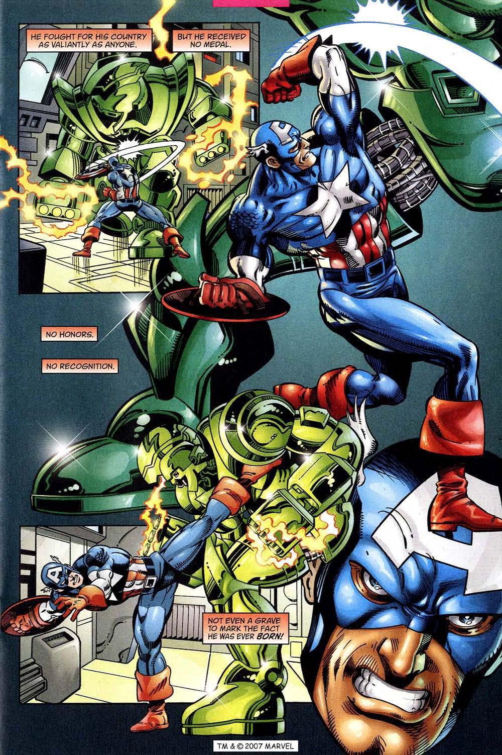 Captain America (1998) Issue #39 #46 - English 17