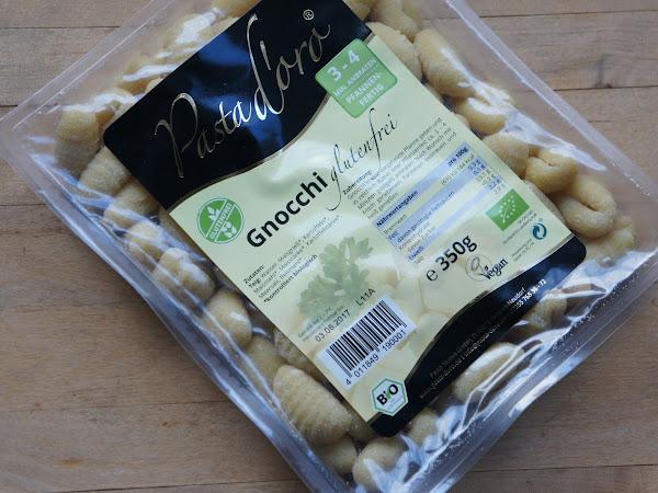 NEU: glutenfreie Gnocchi von Pasta d'oro