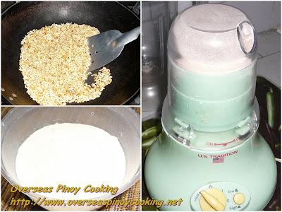 Toasted Ground Rice
