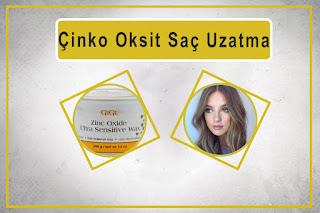 Çinko Oksit Saç Uzatma