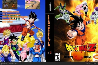 How to Free Download Game Dragon Ball Z Infinite World for Computer PC or Laptop