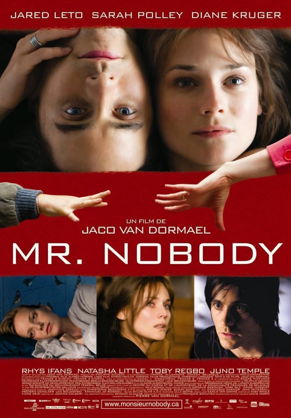 Poster do filme Sr. Ninguém