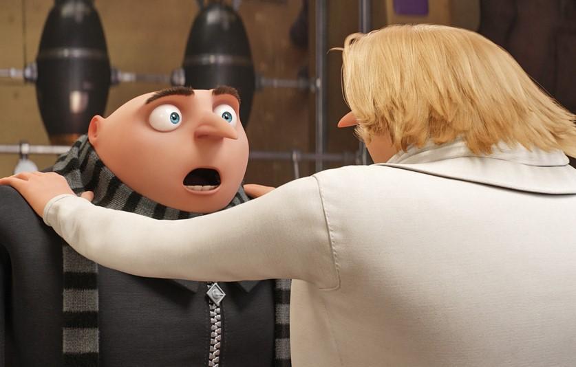 """Segundo trailer de """"Meu Malvado Favorito 3"""" apresenta o irmão gêmeo de Gru"""