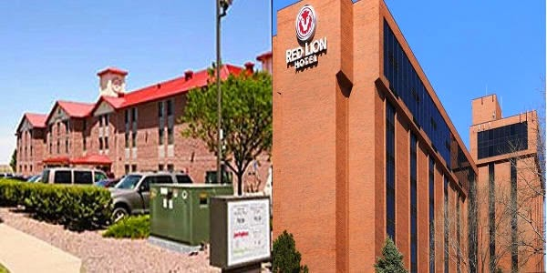 Colorado Red Lion Hotels in USA