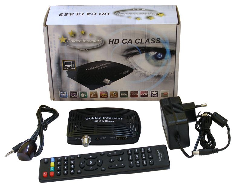 Golden Interstar Hd Ca Class Satellite Receiver Software