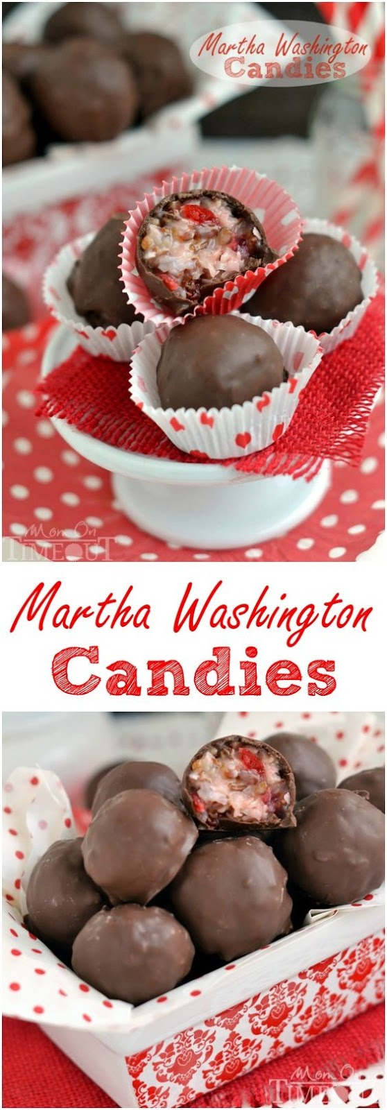 MARTHA WASHINGTON CANDIES