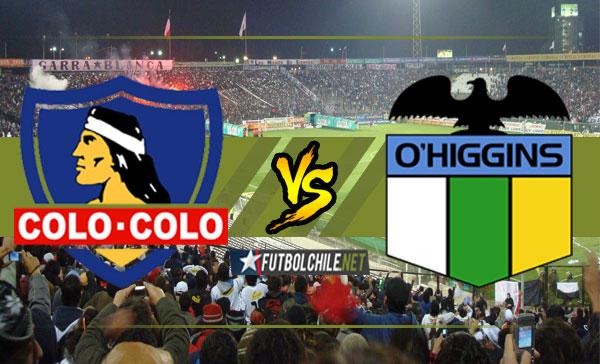 Colo-Colo vs O´Higgins - 20:00 h - Primera División - 23/02/18