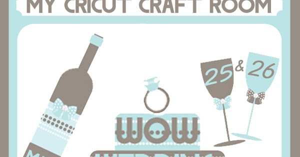 Free Cricut Craft Room: My Cricut Craft Room: Erica's Projects From The WOW